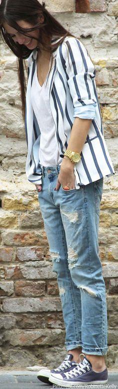 Street Style | Boyfr