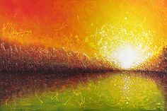 Cianelli Studios: Abstract Landscape Paintings | Contemporary Abstract Landscapes