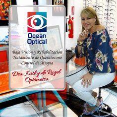 En #OceanOptical encontrarás la solución ideal para tus #Ojos Citas: (05) 500-3176 / 0984-811-604 (WhatsApp)  #DraKathyDeRugel #OptometríaClínica #OptometríaPedriática #Contactología #BajaVisión #Queratocono #Miopía #PrótesisOculares #TerapiaVisual #SaludOcupacional #BrainGYM #OBO