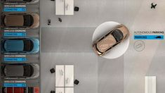 Fuel Station of the Future © Copyright Foster + Partners