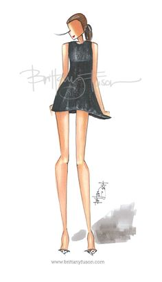 Shop her look: dress option 1 All Fashion, Fashion Dolls, Fashion Art, Fashion Dresses, Womens Fashion, Fashion Design Sketches, Pics Art, Mannequins, Fashion Pictures