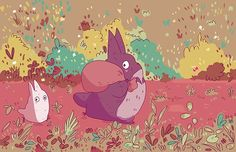 Our goal is to keep old friends, ex-classmates, neighbors and colleagues in touch. Cute Desktop Wallpaper, Kawaii Wallpaper, Desktop Wallpapers, Studio Ghibli Art, Studio Ghibli Movies, Cute Japanese, Japanese Prints, Totoro Merchandise, Chibi
