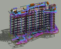 BIM is the next generation technology which is gaining a lot of popularity in the construction industry from architects, engineers, designers and also owners. It offers to Design through 3D models that not only simplifies the work of designers but also helps the owner to maintain information throughout the project lifecycle.
