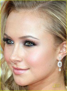 Bridal makeup for green eyes (3)