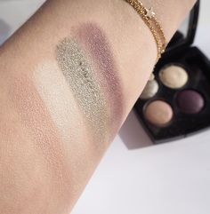Chanel Eyes Collection 2016 - new quad Tisse Dimension - swatch