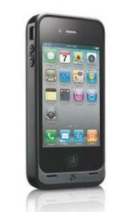We love this Kensington iPhone PowerGuard Battery Case