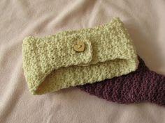 VERY EASY textured crochet headband tutorial - any size - YouTube