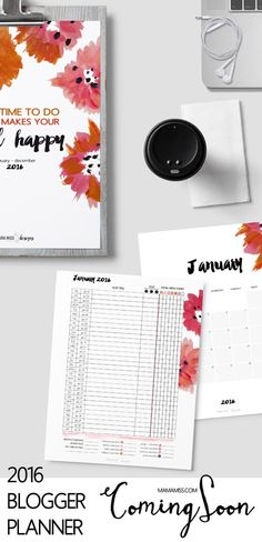 The ALL NEW Mama Miss 2016 Blogger Planner is coming soon - stay tuned!! In the meantime... check out a small sneak peek, just for you!!