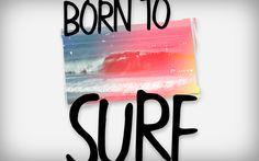 Born to Surf | Sagres T-Shirts