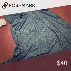 LuLaRoe Maxi Skirt 2XL Brand new with tags! LuLaRoe Skirts Maxi