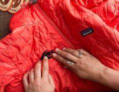 Jacke von Patagonia, Outdoor Kleidung, die lange hält