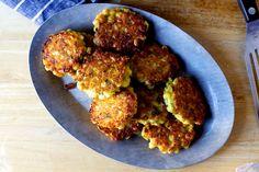 corn fritters – smitten kitchen