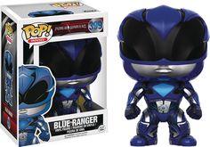 POP POWER RANGERS MOVIE BLUE RANGER VINYL FIG