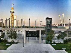 Justice campus