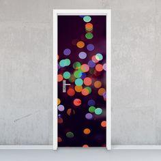 Ein passendes Design um eure Tür zum Strahlen zu bringen! #designfolie