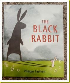 Playing with Shadows: The Black Rabbit by Philippa Leathers