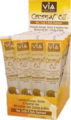 Via Natural Coconut Oil 15 oz 24Count Pack of 2 *** Want to know more, click on the affiliate link Amazon.com.