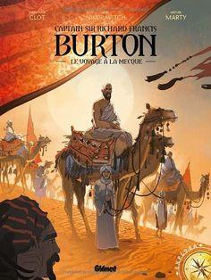 Captain sir Richard Francis Burton - Detail - Ermes
