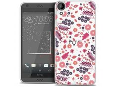Coque Crystal Gel HTC Desire 530/630 Extra Fine Spring - Floraison - 7,90 €