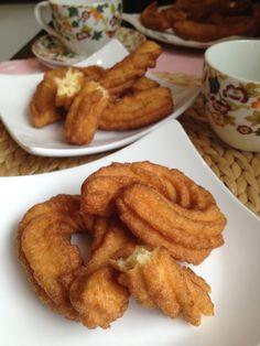 Coconut flour churros