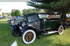 This Car Runs Off Of Water!! 1926 Stanley Steamer SV 262