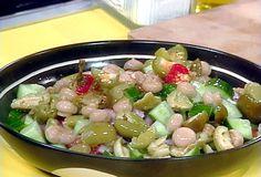 Sicilian Chunk Vegetable Salad from FoodNetwork.com