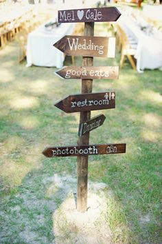 Georgia Outdoor Chapel Wedding by The Reason « Southern Weddings Magazine Wedding Signage, Chapel Wedding, Wedding Bells, Wedding Events, Rustic Wedding, Our Wedding, Dream Wedding, Chic Wedding, Wedding Decor