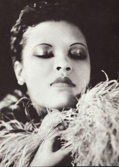 Billie Holiday by Gilles Petard, 1937