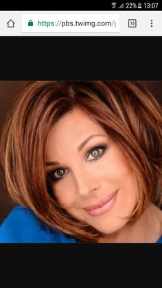 short hairstyles over 50 - Dominique Sachse bob hairstyle. Hair Styles For Women Over 50, Hair Color For Women, Medium Hair Styles, Short Hair Styles, Short Hairstyles Over 50, Bob Hairstyles, Woman Hairstyles, Bob Haircuts, Trendy Hairstyles
