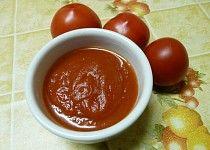 Rajčatové čatní Pesto, Pudding, Vegetables, Desserts, Food, Red Peppers, Meal, Custard Pudding, Deserts