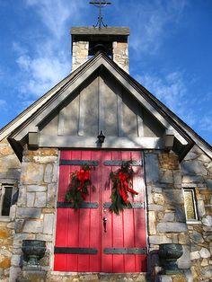Good Shepard Episcopal Church,  Jolivue, Virginia