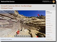Archeology Virtual Tour  of the Grand Canyon..AWESOME!
