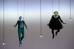 Peter Pan by Robert Wilson. Adaptation by Erich Kästner, based on the novel by James M. Barrie  Premiered on April 17, 2013 at the Berliner Ensemble, Berlin, Germany