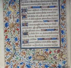 Book of Hours, MS M.28 fol. 28v - Images from Medieval and Renaissance Manuscripts - The Morgan Library & Museum