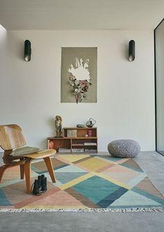 """Alfombra """"Jewel"""" de Brink&Campman. Encuentralo en Alboroque Decoración.  www.alboroquedecoracion.com"""