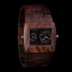 Adirondack Sandalwood Watch