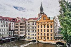 Prague, by Martín Pérez