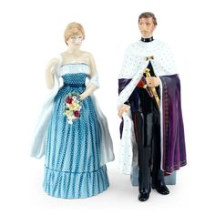 Lady Diana and Prince Charles Royal Doulton