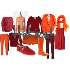 Hokie wardrobe...i need it all.