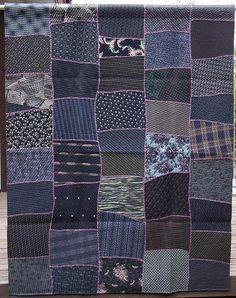 Quilt Patchwork Quilt パッチワークミシンキルト Felisa Quilts | Quilt Galery 2