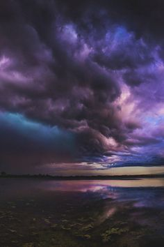 Erica Ward Photography. Looks like storm coming!