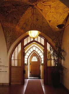architecture & doorways & arches - Hotel Linna - Finland