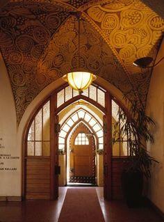 architecture & doorways & arches - Hotel Linna - Finland