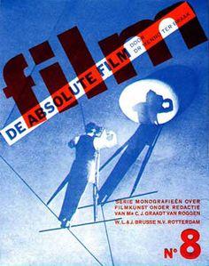 Piet Zwart - The Absolute Film, 1931