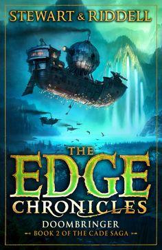 Edge Chronicles #bookcover #doombringer