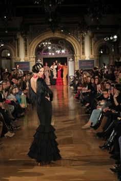 Traje de Flamenca - JLu-Zambonino - We-love-flamenco-2014-