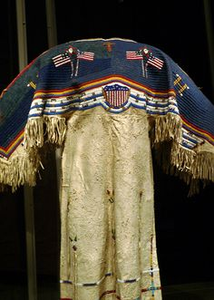 American Indian dress by HarlanH, via Flickr