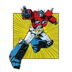Searching for transformers retro