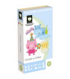 Cricut Provo Craft Shape Cartridge Create A Critter at Joann.com