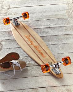 Sunrise Pin Tail Longboard